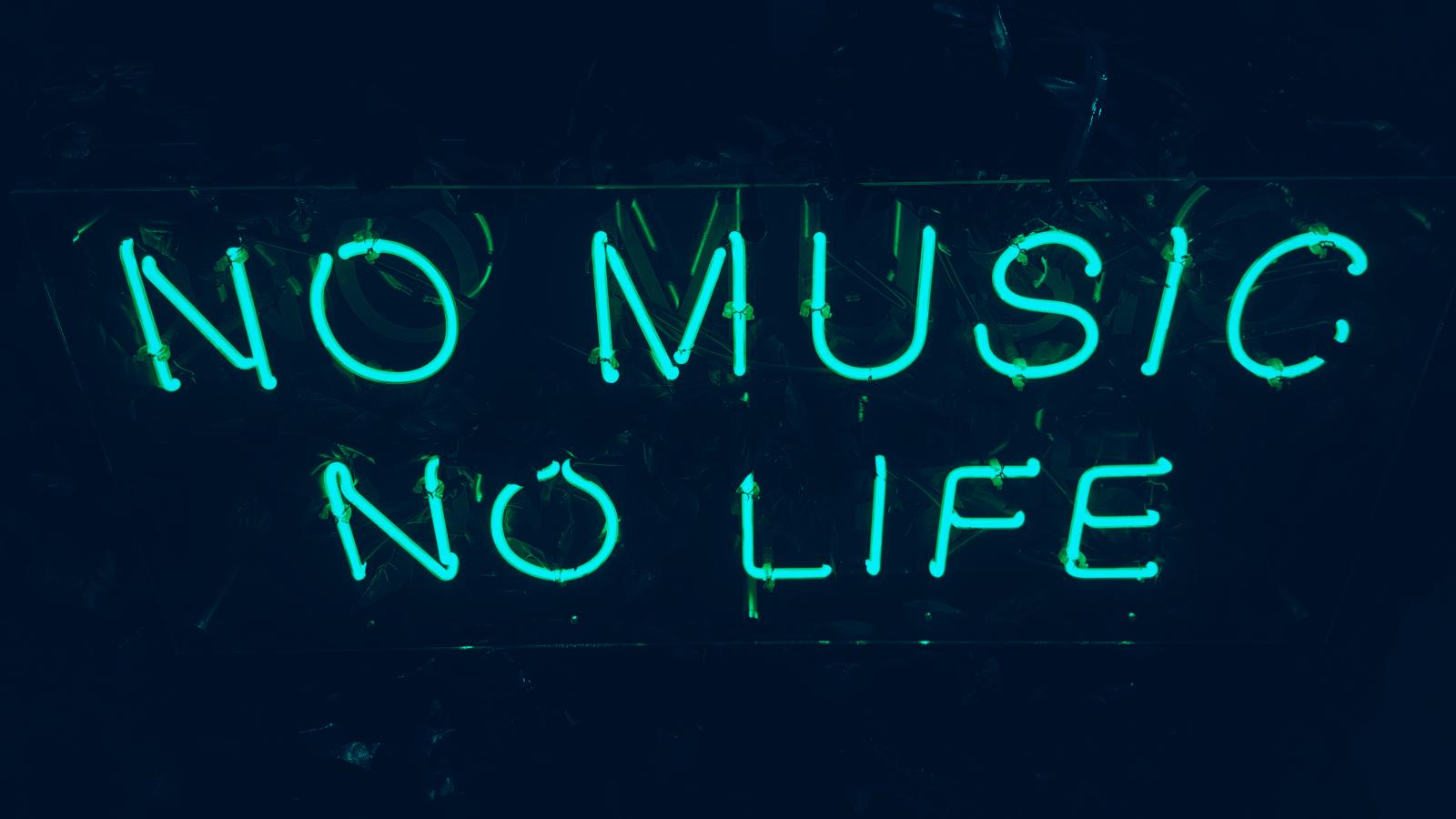 no music, no life; kom proefXINGen